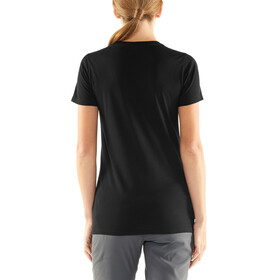 Icebreaker Tech Lite Solo SS Scoop Shirt Women black